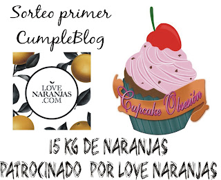 SORTEO EN CUPCAKES OBSESION