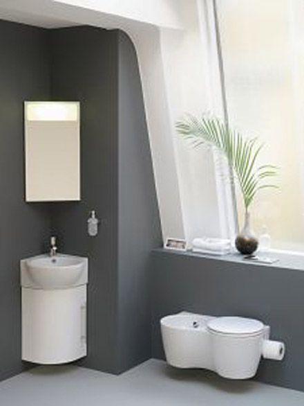 Interior relooking idee per arredare un bagno piccolo for Idee arredo bagno piccolo