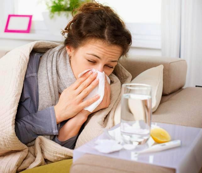 bantu sembuhkan Flu Anda