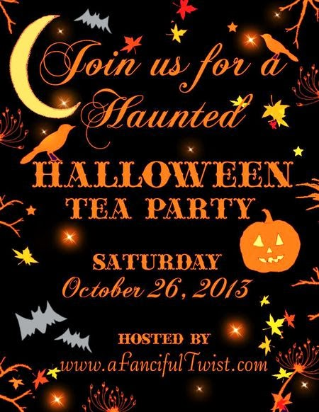 A Haunted Tea Party