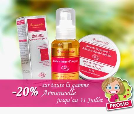 cosmétiques bio cosmetics promo