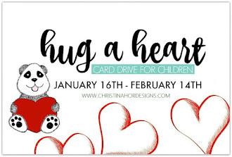 Hug A Heart Drive 2017