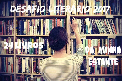 Desafio Literário 2017