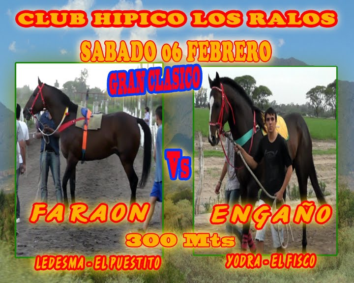 ENGAÑO VS FARAON