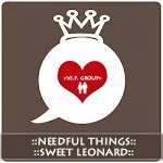 NEEDFULL THINGS AND SWEET LEONARD