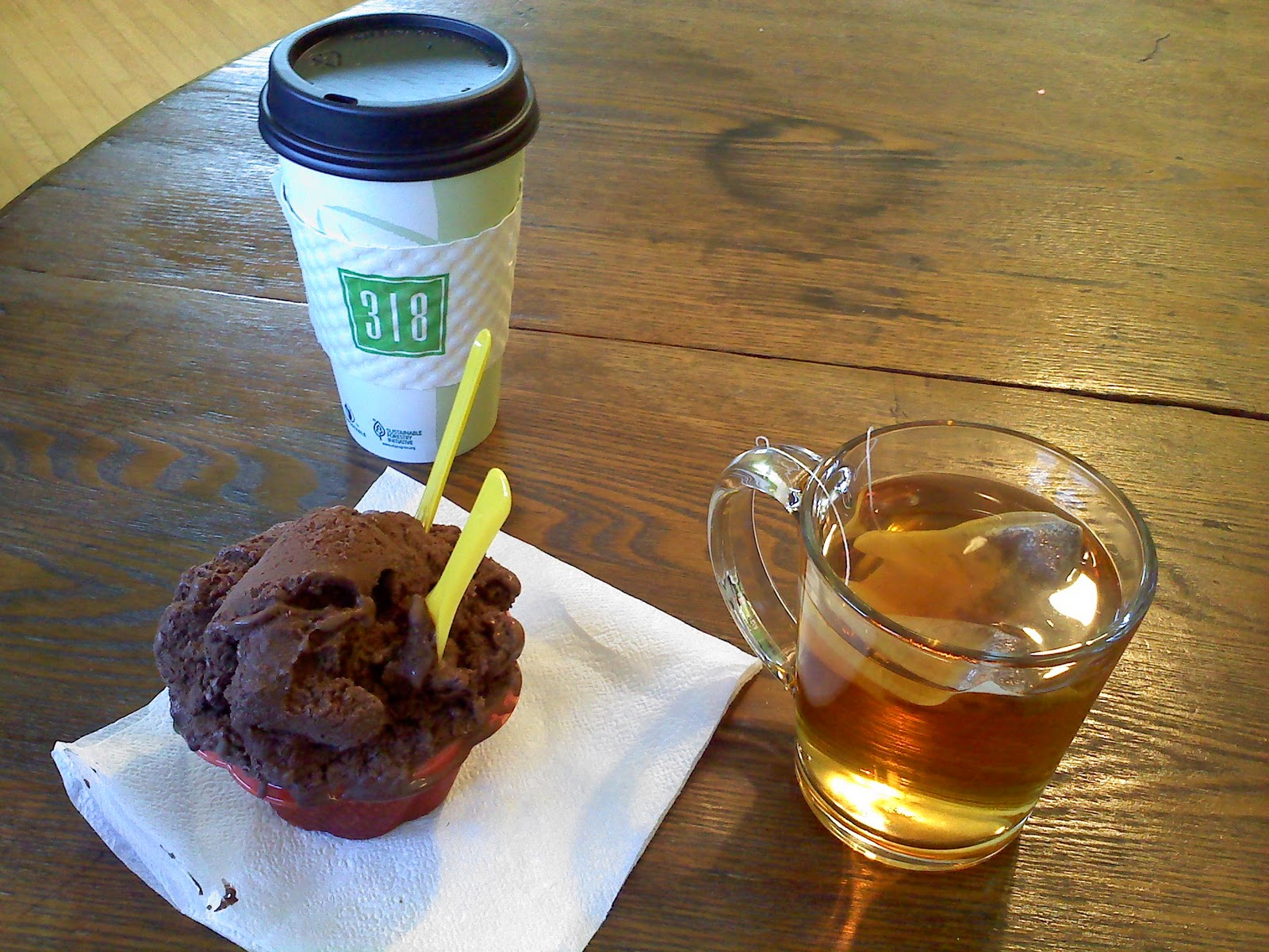 also love Octavia tea and chocolate gelato from Graham's 318  title=