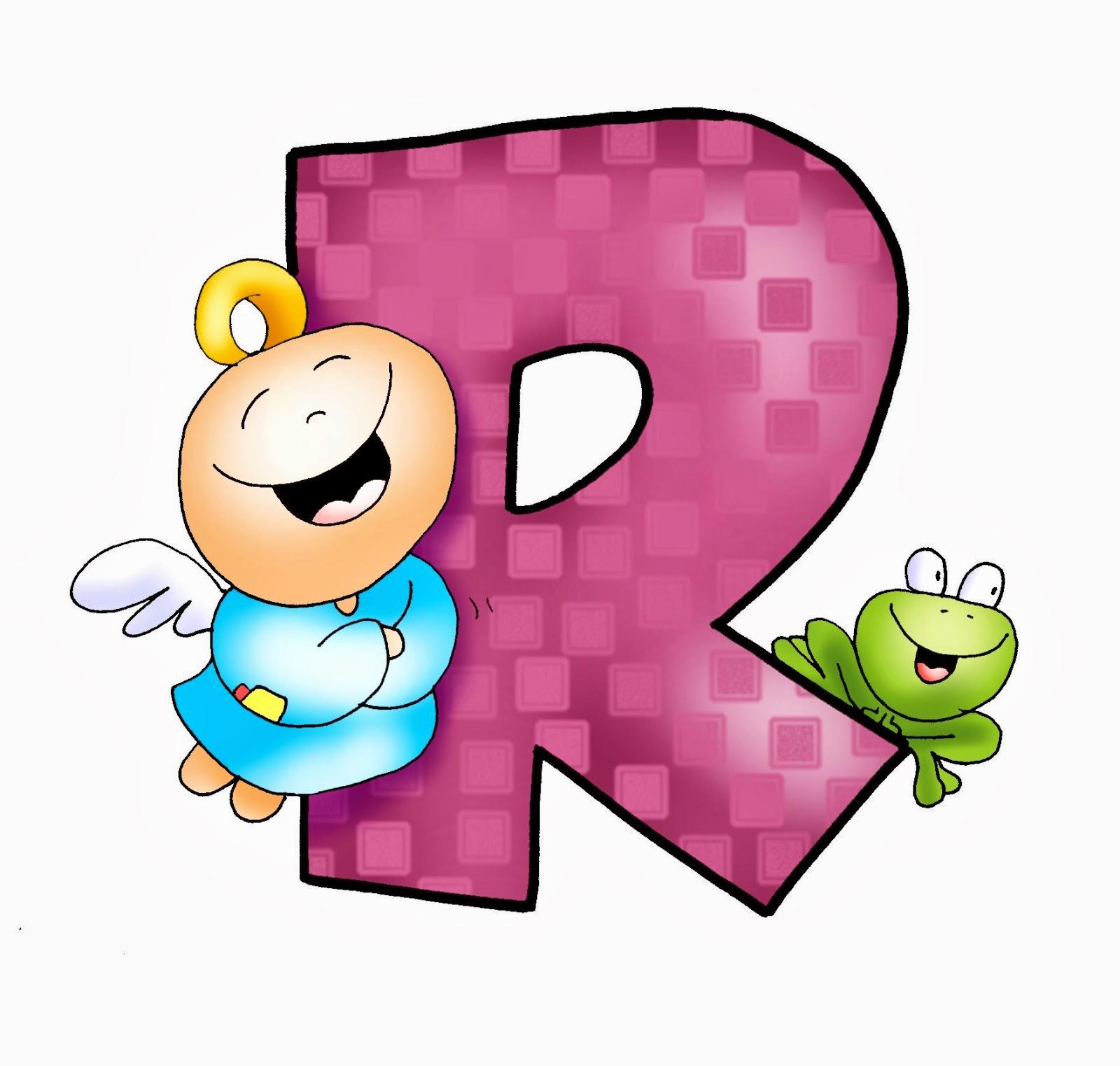 7 Letter Cartoon Characters : Sg osfera amigos de jes�s letras y �ngeles