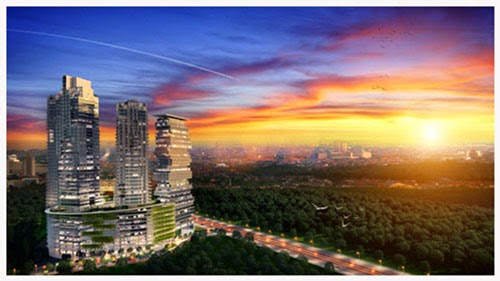 K2 Park gading serpong prioritas land indonesia