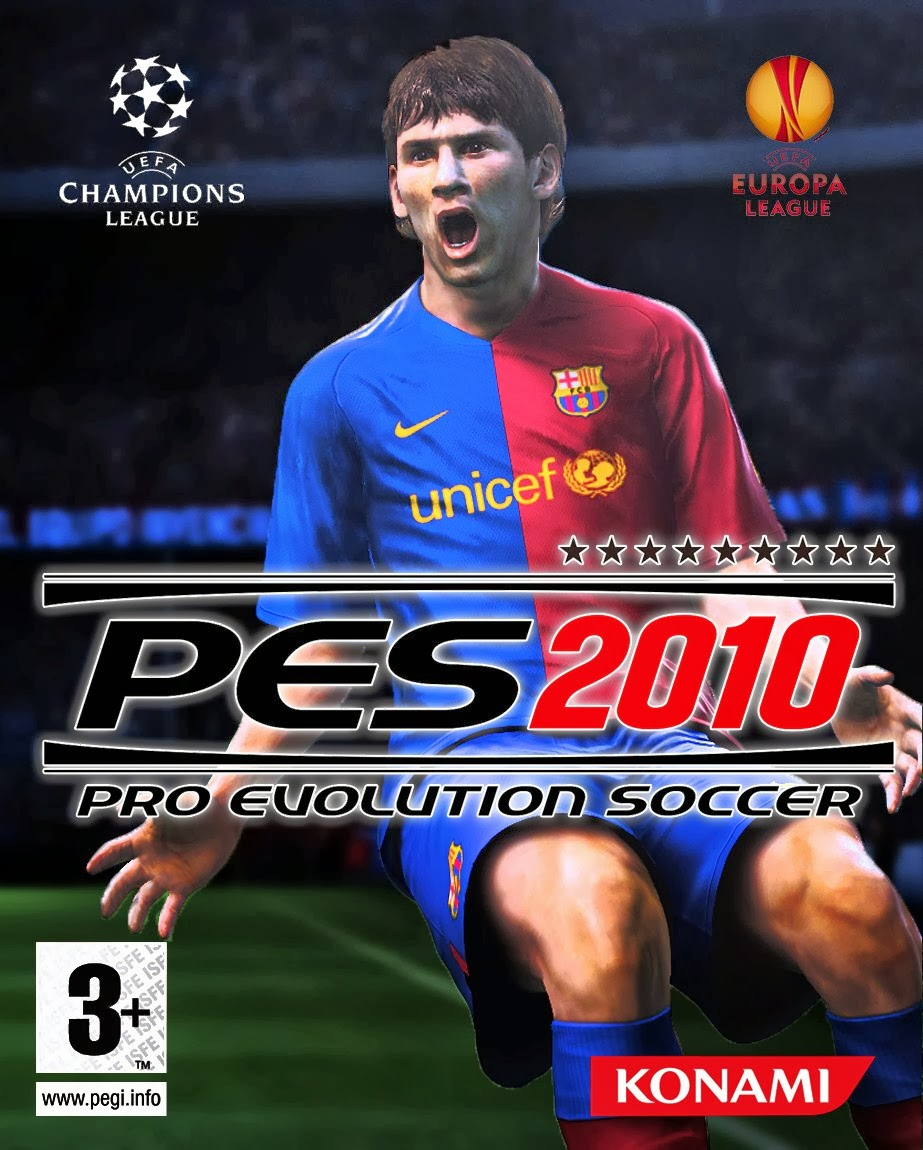 Pes 2010 Demo: PES 2010 Full Version