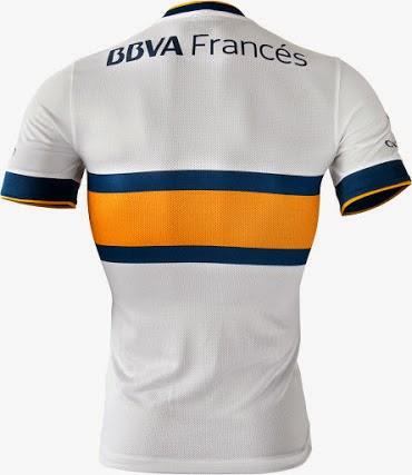 6be2d22a25 Vestuário  Boca Juniors lança seus uniformes para a temporada 2014 ...