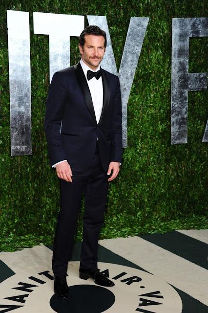 Look Bradley Cooper Oscar 2012