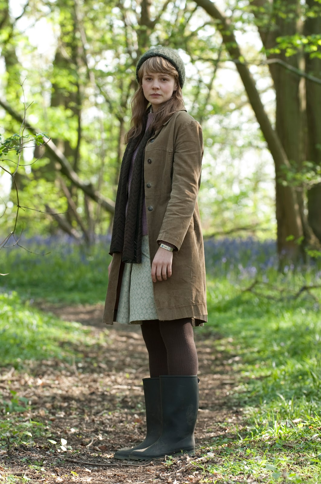 "Carey Mulligan in ""Never Let Me Go"" 