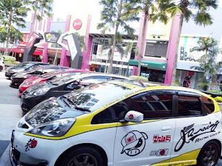 Modifikasi Trends Mobil Jazz 2012 ajib | Modifikasi Motor Yamaha Honda