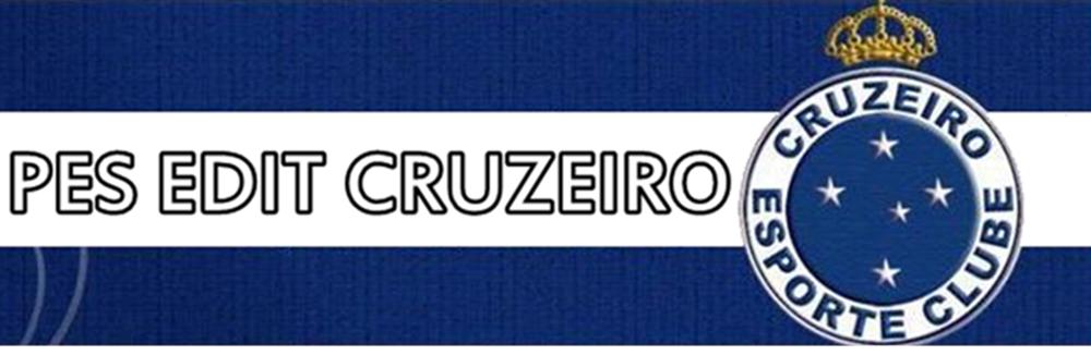 PES Edit Cruzeiro