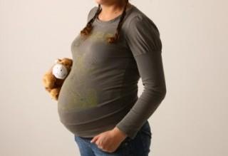 embarazo virginidad: