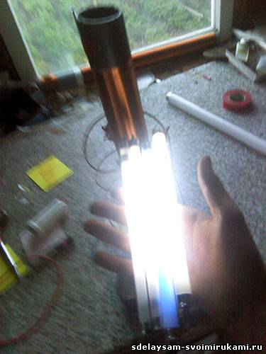 Качер своими руками на 220 вольт