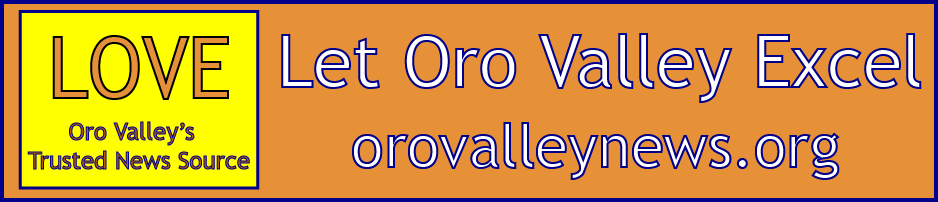 LOVE: Let Oro Valley Excel