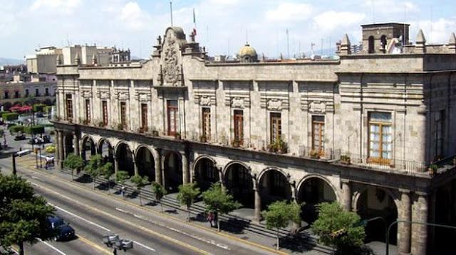 Presidencia Municipal, Guadalajara