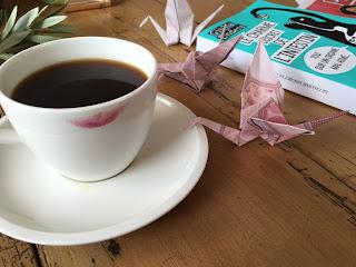 Cafe Chic & Choc blog o Francji książki literatura