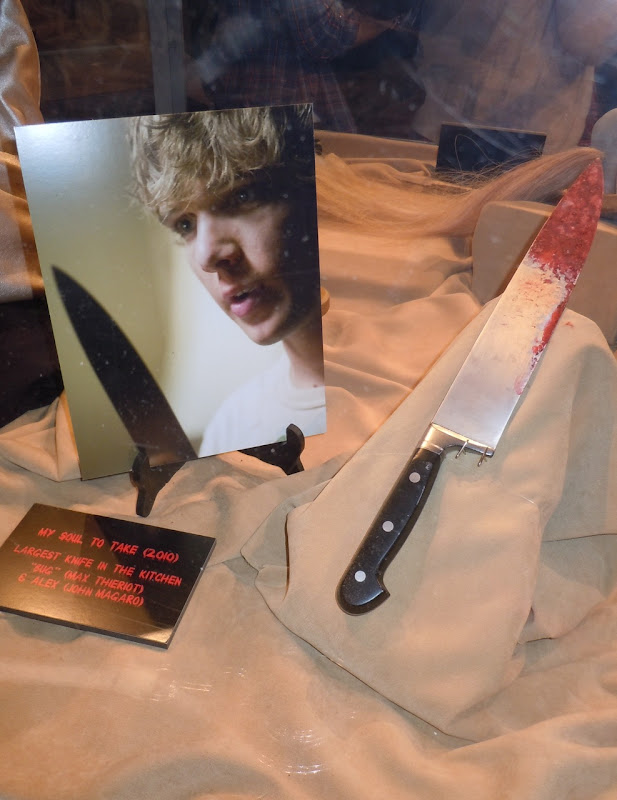 Kitchen knife prop My Soul To Take