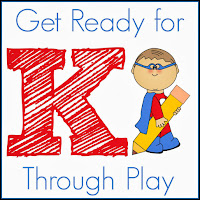 Get Reading K through Play