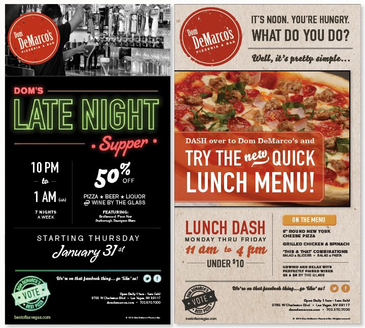 Kimberly Church || Pizza Spam Email Design