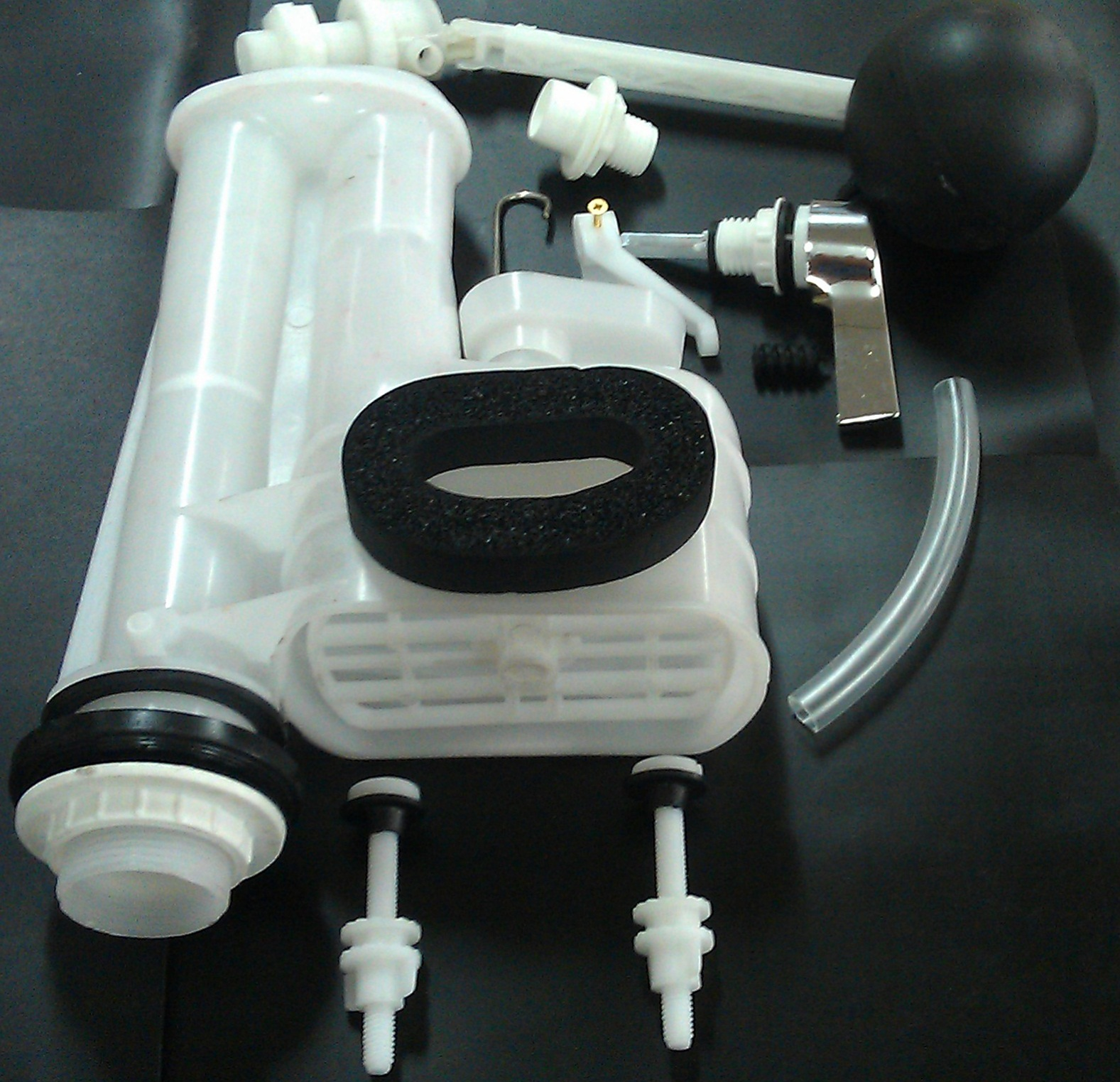 Sanitary wares fittings and spare parts. : Spare parts for
