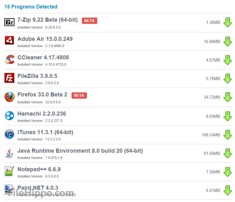windows media player 10 filehippo update