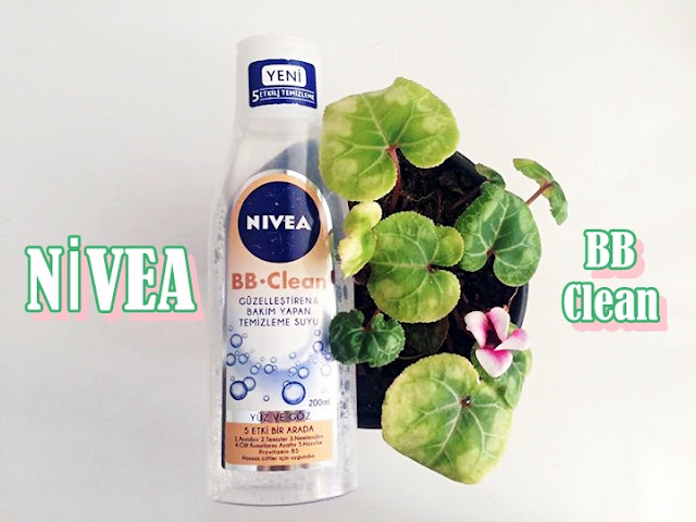 Nivea BB Clean Blog