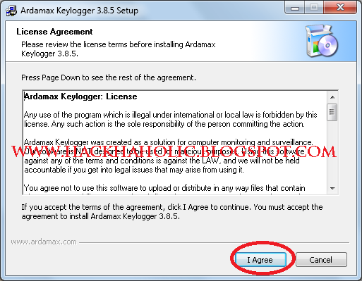 Ardamax Keylogger Full Version - Free Download ( FUD