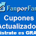 Cupones Actualizados de Fanporfan 2014