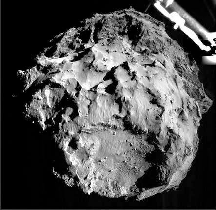 Aquí todo sobre la Sonda Rosetta y el COMETA  67P