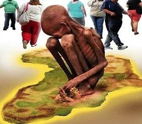 Victimas de la Pobreza y del Hambre- El Cuerno de Africa: