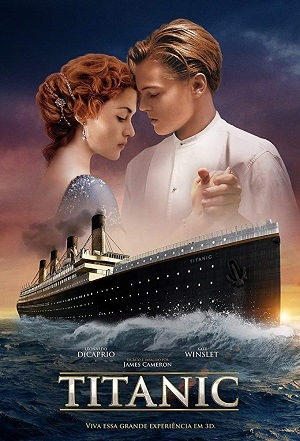 Titanic - Versão Estendida - Legendado Filmes Torrent Download completo