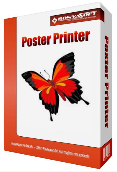 RonyaSoft Poster Creator