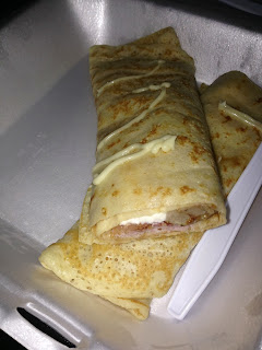 Katmania Crepes Meat Lovers Crepe