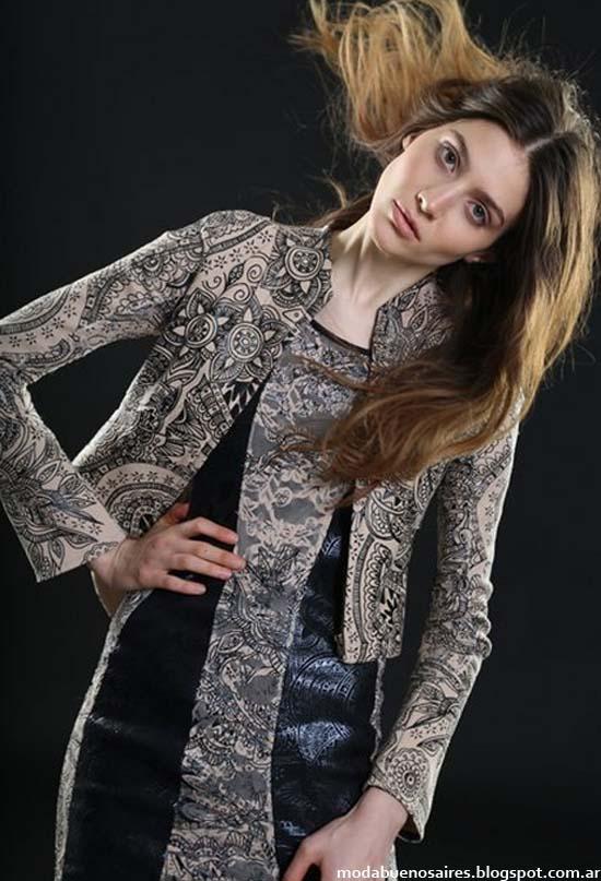 Bafweek otoño invierno 2013 Moda Argentina