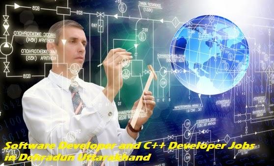 Software Developer and C++ Developer Jobs in Dehradun Uttarakhand