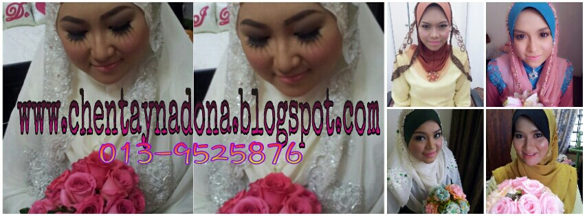 Make Up by Yna Dona