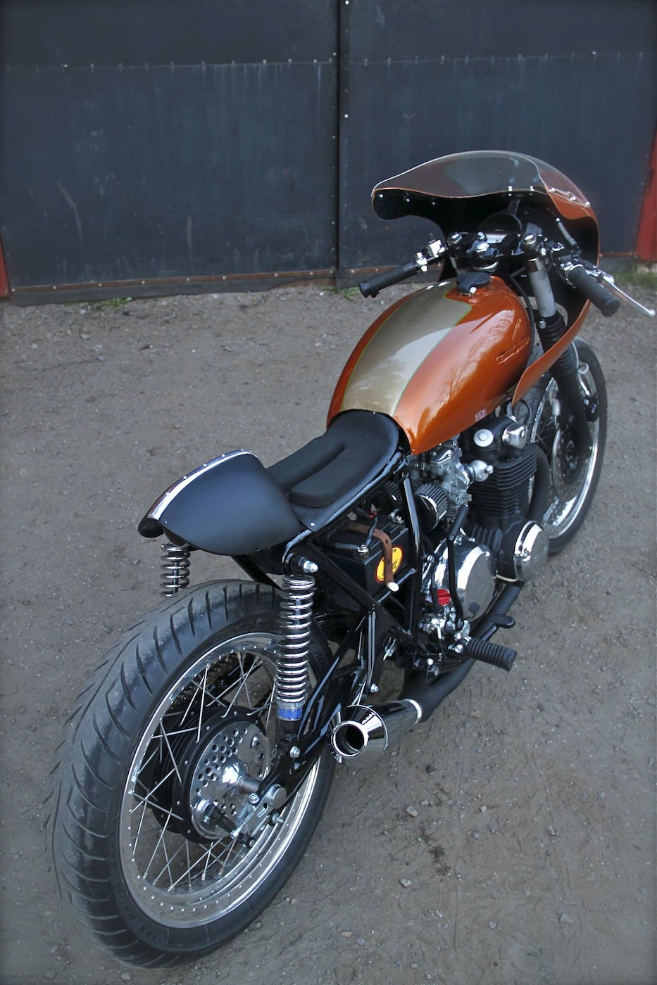 Adam S Cb500 Inazuma Caf 233 Racer