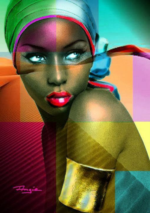 Angie Braun |Stunning Eyes