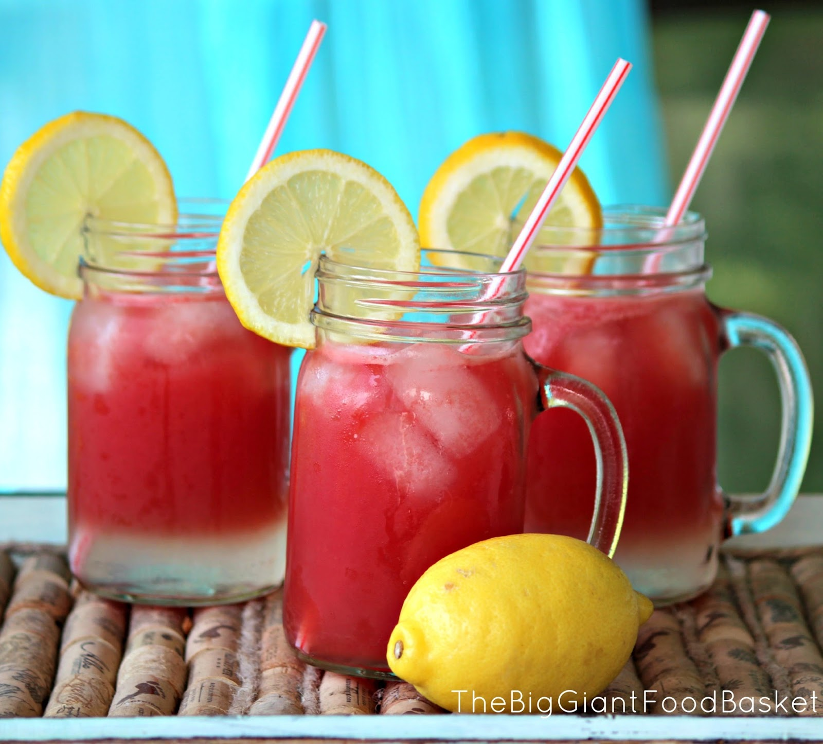 Watermelon Lemonade!