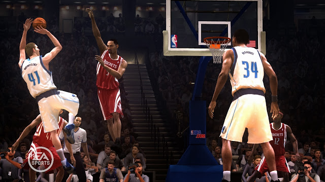 NBA Live 8 Full Version Game Play