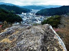 佐川城(高知県佐川町)