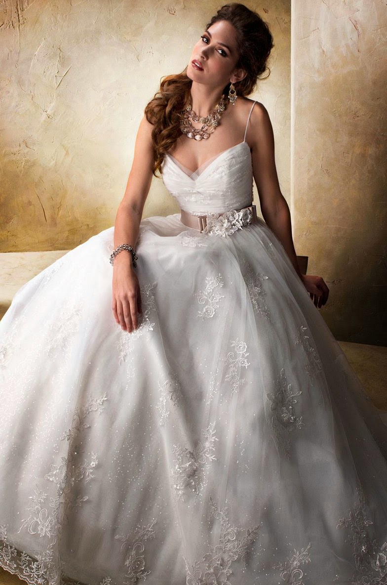 White and Ivory Wedding Dress Meaning Design Concept Photos HD