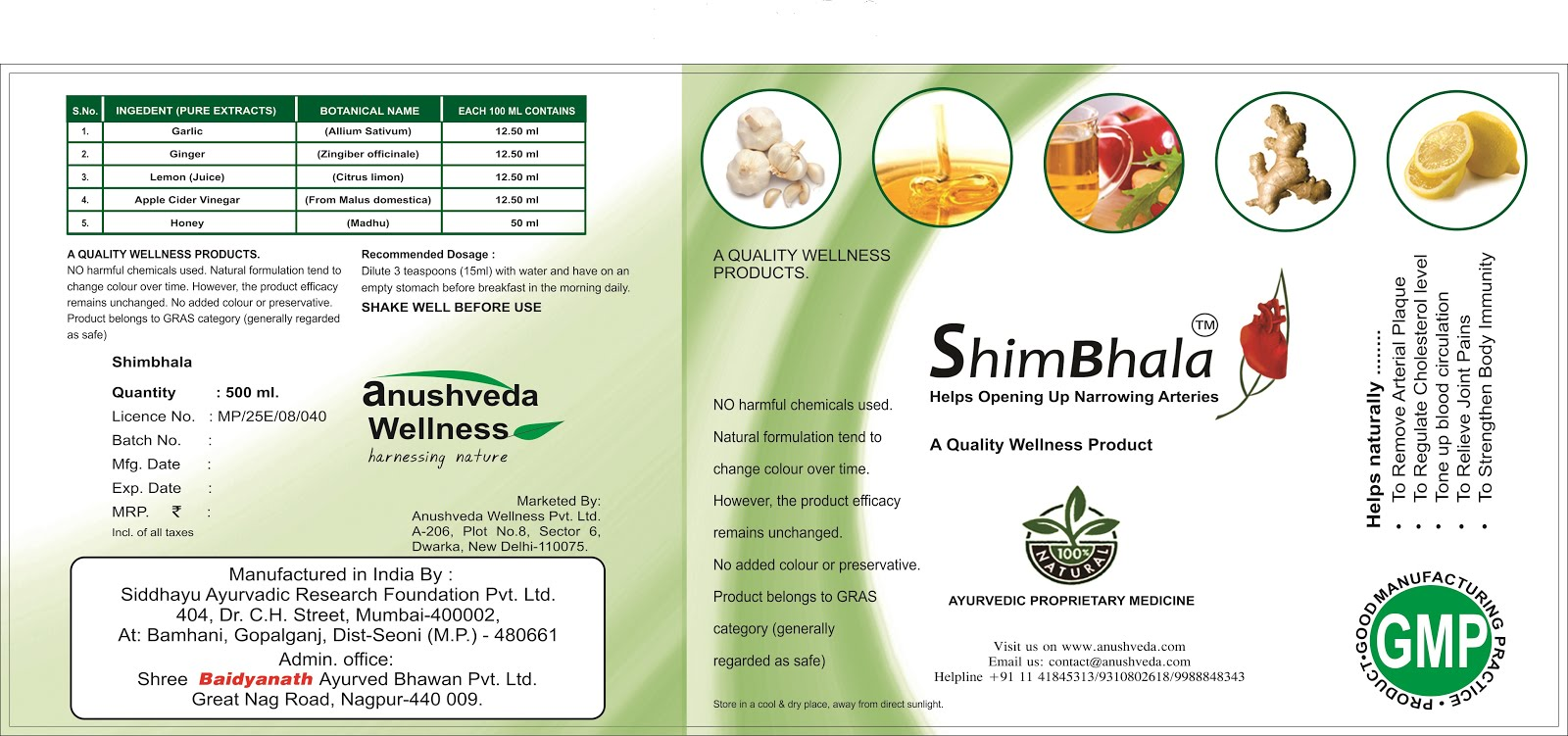 SHIMBHALA for Heart Disease