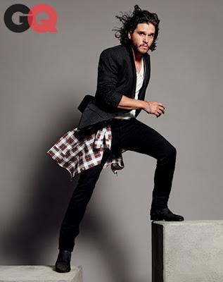 Style Profile: Kit Harington - Rebel66 Blog