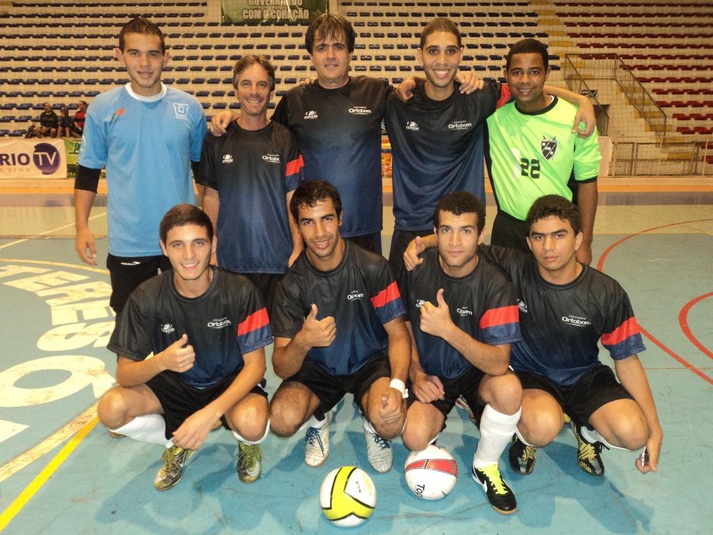 Foto equipe Ortobom-Copa Comércio Empresa de Futsal 2013