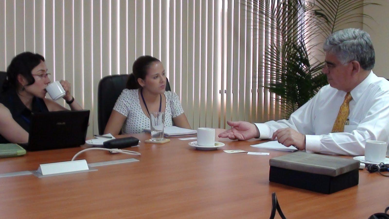 Ministerio de ciencia y tecnolog a representantes de for Ministerio de ciencia