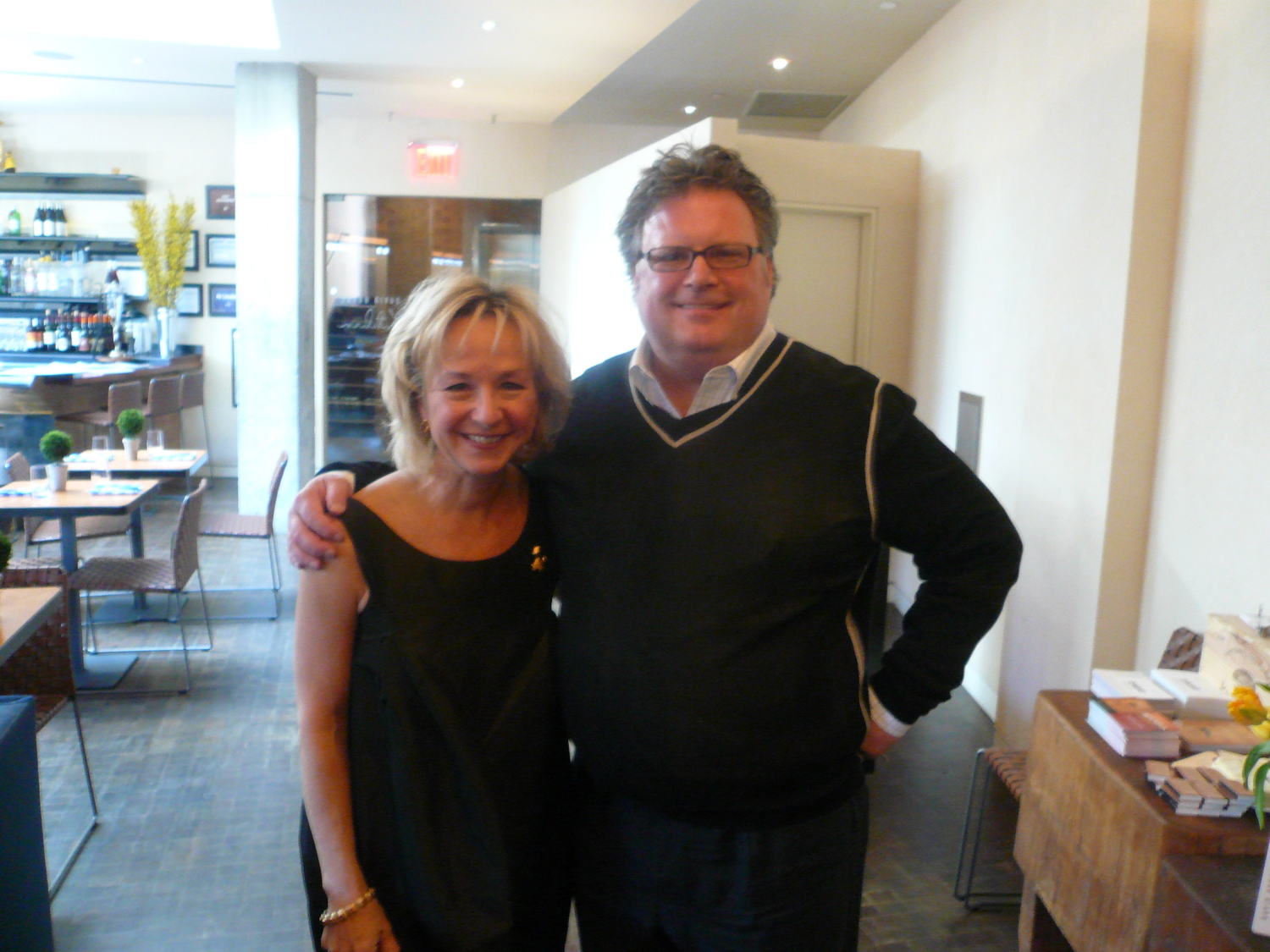 Homegrown Celebrity Chef David Burke Opens Kitchen And Treehouse Garden Restaurant In Soho Nyc